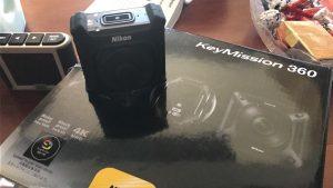 Nikon KeyMission 360 - opinioni e prova