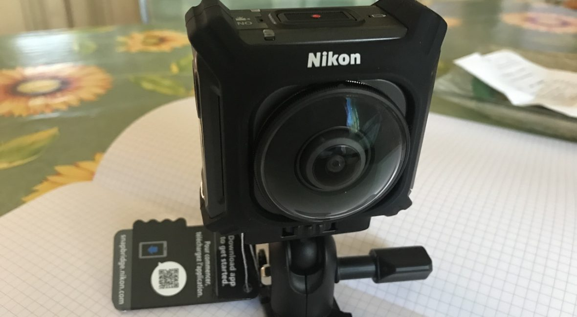 Nikon KeyMission 360 - review